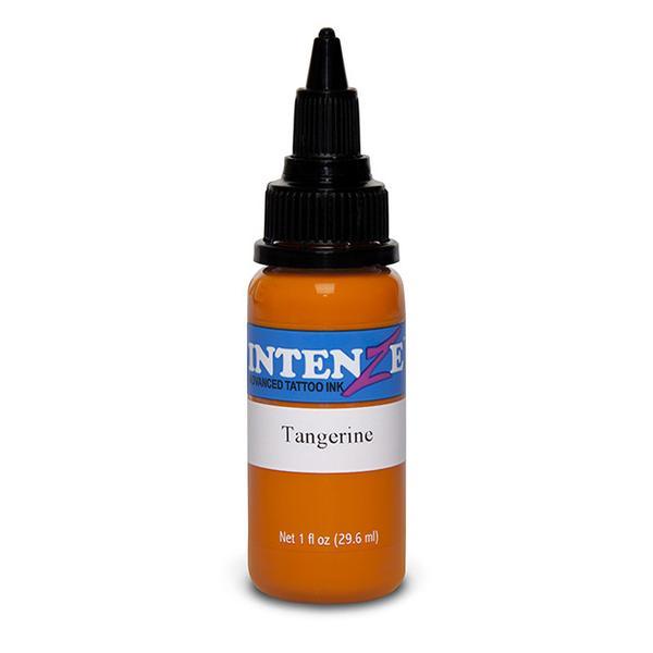 Краска для тату INTENZE Tangerine