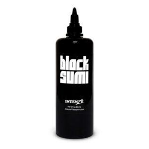 "Intenze JapaneZe Ink ""Black Sumi"" 12oz"