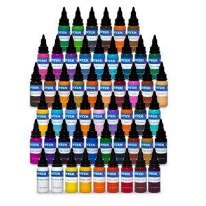 Intenze 54 Color Set 1oz
