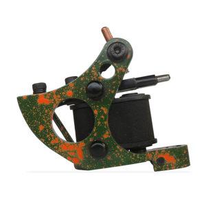 Moskit Steel Fit Liner зелёно оранжевый