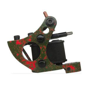 Moskit Steel Fit Liner зелёно красный