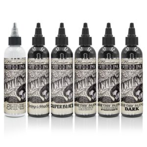 Nocturnal Tattoo Ink Full Set 1 Oz
