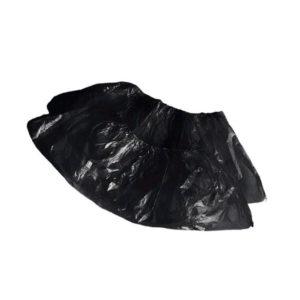 Бахилы черные 100 штук