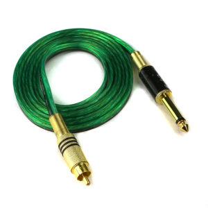 RCA корд MOSKIT STEEL зелёный