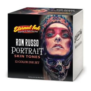 Eternal Ink Portrait Set Russo Box