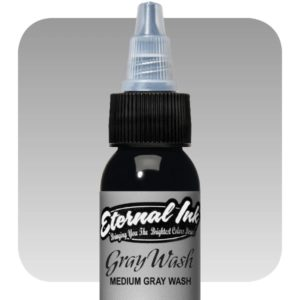 Eternal Ink Medium Gray Wash 1oz