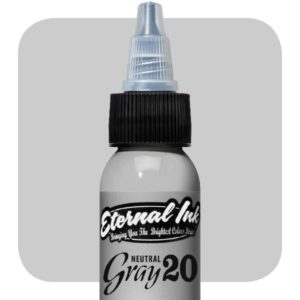 Eternal Ink 20 Neutral Gray 1oz