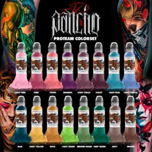 16 Color A.D.Pancho 1oz Set