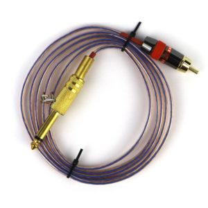 Buren tattoo RCA cord