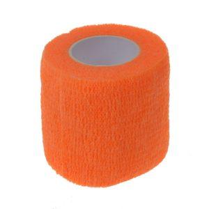Бандажная лента оранжевая