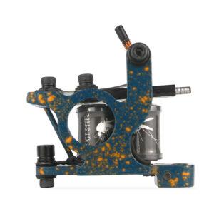 MOSKIT STEEL LINER Series 4 сине - оранжевая
