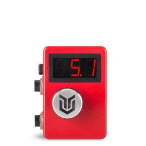 VERGE SHADOW BOX RED