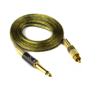RCA корд MOSKIT STEEL жёлтый