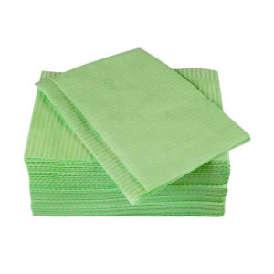 Салфетки зелёные
