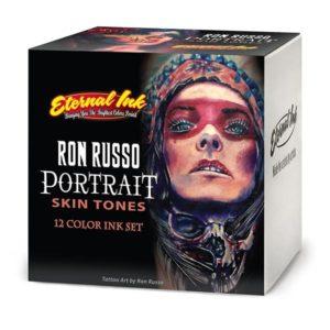 Eternal Ink Portrait Set Russo Box