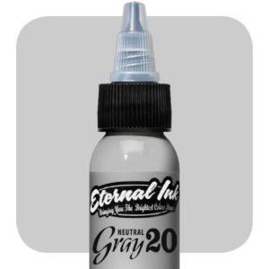 Eternal Ink 20 Neutral Gray 1oz